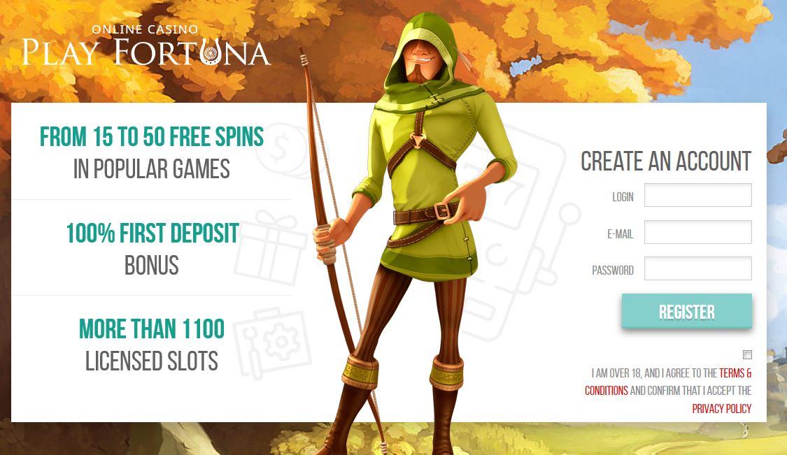 Play Fortuna na pieniądze