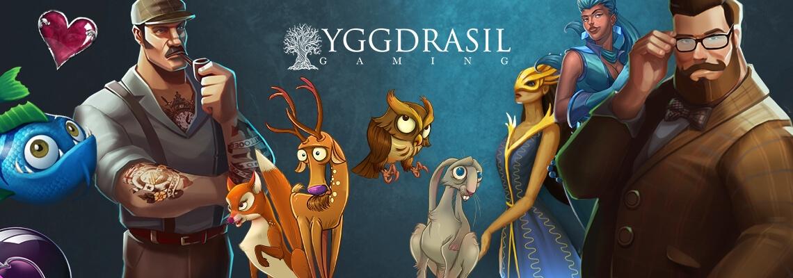 gry kasynowe Yggdrasil